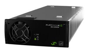 Eltek Flatpack2 HE Rectifier 2000W 48V - *New*