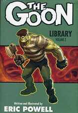 The GOON: Library volume 2-Eric Powell-US-COMIC-INGLESE - DARK HORSE-NUOVO