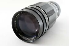 【EXC+!!】 Pentax Takumar 200mm f/ 3.5 M42 Screw Telephoto Lens from Japan A0308