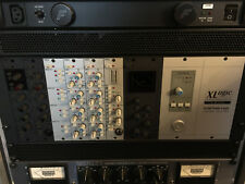 SSL SOLID STATE LOGIC X-Rack summing setup