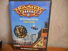 Monster Garage - RV Skate Board Half Pipe & Under the Hood (DVD, 2003)
