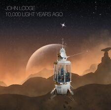 JOHN LODGE - 10,000 LIGHT YEARS AGO  CD+DVD NEW+