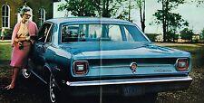 1969 Ford FALCON Brochure / Catalog: Sports Coupe,Futura,Club,Station Wagon,302