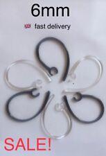 4x Replacement Spare Earhook Ear Hook Loop Earloop Clip For Bluetooth Headset
