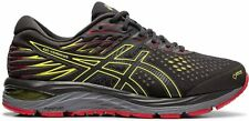 ASICS Men's Gel-Cumulus 21 GTX Running Shoes, Grey/Sour Yuzu, 13 D(M) US