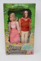 Mattel 1975 Young Sweethearts Michael & Melinda Doll Set NRFB