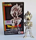 Bandai Dragon Ball Z Super Saiyan Vegeta Absolute Chogokin Metal Mini Figure