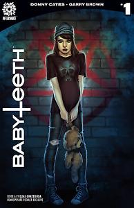 BABYTEETH #1 ELIAS CHATZOUDIS VARIANT AFTERSHOCK COMICS HOT