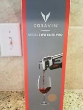 CORAVIN Model Two Elite PRO Wine System ~ NEW IN BOX ~ ROSE GOLD