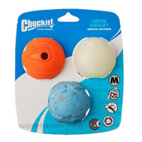 Chuckit Fetch Medley Assorted Dog Ball Medium - SALE!
