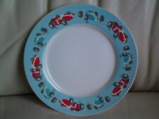 CATH KIDSTON RACING CAR SIDE PLATE, VGC.