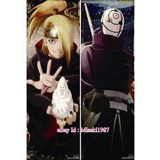 Naruto Dakimakura Deidara Anime Hugging Body Pillow Case Cover