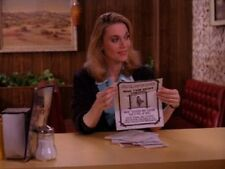 MISS TWIN PEAKS CONTEST FLYER FROM ABC SHOW IN GREAT SHAPE, SHIPS QUICK!