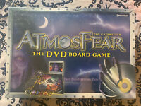The Gatekeeper ATMOSFEAR The DVD BOARD GAME -- Pressman -- New Factory Sealed