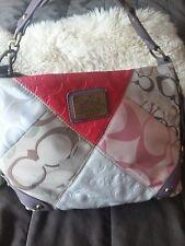 Used coach tote handbags large