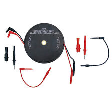 Kastar 7pc Retractable Test Lead Set 15 ft. Wire #1176