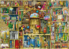 Ravensburger Colin Thompson The Bizarre Bookshop 2 1000pc Jigsaw Puzzle RB19314