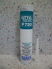 OTTOSEAL P720 310ml en blanc Spezial-PU pour la Montage RAL EXTÉRIEUR