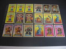 1986 Garbage Pail Kids Series 3 OS3 88 Card COMPLETE SET-Variation Backs- EX/NM