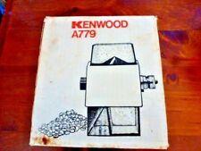 KENWOOD CHEF - Coffee Grinder A779