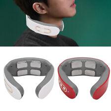 Cervical Vertebra Massager Electric Neck Pain Relief Body Stress Massage Machine