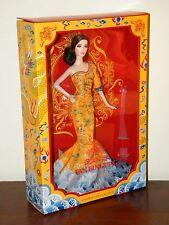 Fan Bingbing Barbie Doll NRFB 2014 #BCP97 Chinese Actress Red Carpet Dress Asian