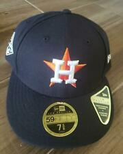 Houston Astros New Era 2019 World Series 59FIFTY Fitted Hat Navy Blue 7-5/8