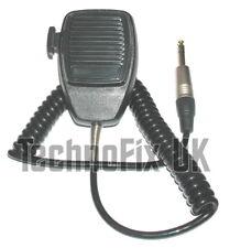 "High impedance microphone 6.35mm ¼"" TRS jack, vintage transceivers Yaesu Tentec"