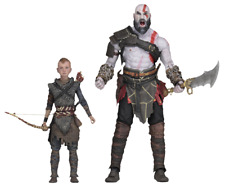 "God of War (2018) - Kratos and Atreus Ultimate 7"" Action Figure 2-Pack"