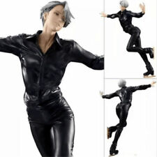 Anime YURI!!! on ICE Victor Nikiforov PVC Figure Figurine New Toy Gift No Box