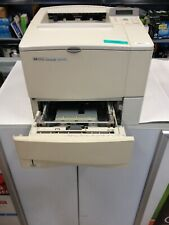 HP LaserJet 4100N Laser Printer  toner 80%