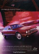 2000 Jaguar XJ8 - Original Advertisement Print Art Car Ad J651