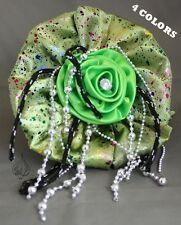 LARGE FLOWER HAIR CLIPS | KHALEEJI HAIR CLIP | 20CM / 8 INCH WIDE | GLITZ STYLE