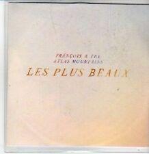 (CS454) Francois & The Atlas Mountains, Les Plus Beaux - 2011 DJ CD