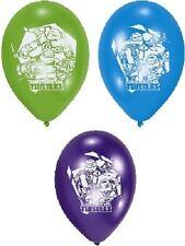PALLONCINI IN LATTICE DELLE TARTARUGHE NINJA Party Compleanno Festa 075 450302