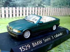 1/43  Solido (France)   BMW serie 3 cabriolet