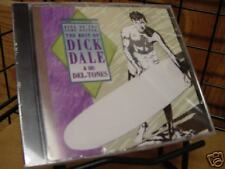 Dick Dale & The Del-Tones Best Of Surf Hits Sealed CD