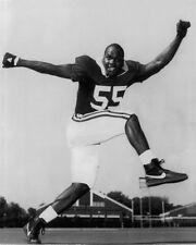 1988 Alabama DERRICK THOMAS Glossy 8x10 Photo College Football Print Poster