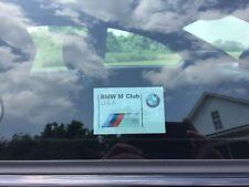 BMW M Decal Sticker M2 M3 M4