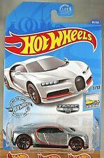 2020 Hot Wheels Walmart #5 Zamac #89 Factory Fresh 7/10 '16 BUGATTI CHIRON Zamac
