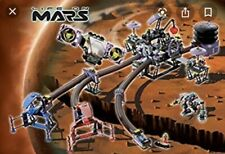 Rare lego LIFE ON MARS set no 7317 pre-owned, Aero Tube Hanger. 100% COMPLETE.