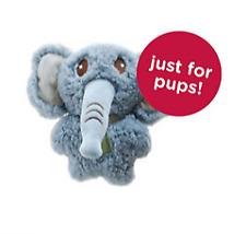 Snuggle Friends Dog Toy Plush Puppy Elephant