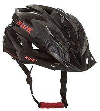 AWE®AWEAir™ InMould Adult Mens Cycling Bicycle Helmet 58-61cm Black/Red