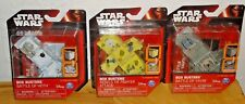 3 Star Wars Box Busters Rebels Tie Fighter, Battle of Yavin and Battle of Hoth