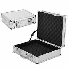 Portátil Aluminio Caja Herramienta Maleta De Almacenamiento Bloquear Flightcase