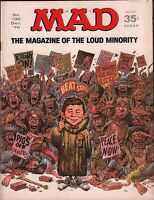Mad Magazine no. 139 December 1970 Appears to be complete EX 112415DBE