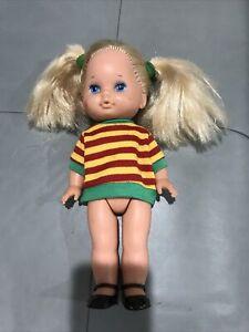 Mattel Lil Miss Vintage 1988.1977 Vinyl Doll 36cm Love Heart On Cheek
