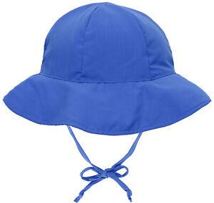 Baby Toddler Sun Hat 50+ UPF Protection Wide Brim Safari Bucket Hat Cap