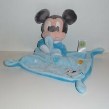 Doudou Souris Disney - Collection Fusée - Mickey