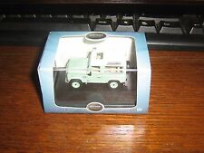 OXFORD DIE-CAST - LAND ROVER DEFENDER 90 STATION WAGON - 00 gauge / 1:76 model